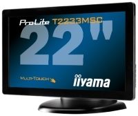 Multidotykowy monitor iiyama T2233MSC