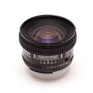 AF Nikkor 20 mm f/2.8 - test obiektywu