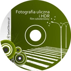 Fotografia uliczna i pejzaże miejskie w technice HDRI - film szkoleniowy