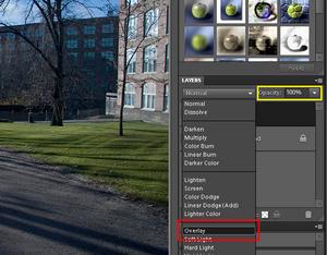 Adobe Photoshop Elements 10: Rekoloryzacja