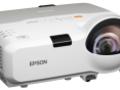 Cztery nowe projektory edukacyjne Epson