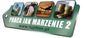 Praca jak marzenie - druga edycja konkursu Fujifilm