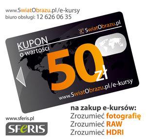Wyjątkowa akcja SwiatObrazu.pl i salonów Sferis