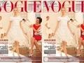 Styczniowa okładka Vogue Italia, fotografuje Steven Meisel