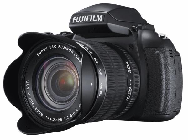 Fujifilm FinePix HS30 EXR i HS25EXR
