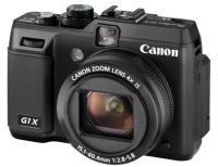 Canon PowerShot G1 X z dużą matrycą i wizjerem optycznym