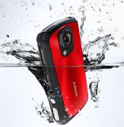 Sony Bloggie Sport - kieszonkowa, wytrzymała kamera Full HD