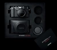 Fujifilm FinePix X100 w limitowanej, czarnej edycji