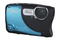 Canon PowerShot D20 - woodporny, wstrząsoodporny, wszystkoodporny