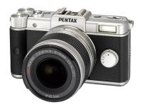 Pentax Q w limitowanej, srebrnej wersji kolorystycznej