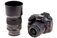 Sony SLT-A65 - test