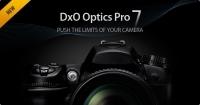 Aktualizacja DxO Optics Pro 7 wnosi wsparcie dla aparatów Canon G1 X, Sony NEX-7, Nikon 1