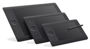 Wacom prezentuje tablety z serii Intuos5