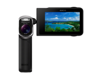Sony GW55VE - pierwsza wodoodporna kamera z serii Handycam