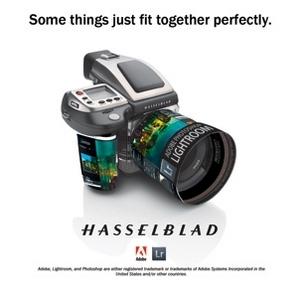 Hasselblad i Adobe Lightroom razem. Kup aparat, dostaniesz cyfrową ciemnię gratis