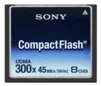 Nowe karty Sony CompactFlash 300x