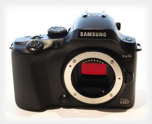 Samsung NX20 - pierwsze przecieki, pierwsze zdjęcia