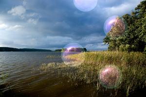 Adobe Photoshop Elements 10: Tworzenie bańki mydlanej