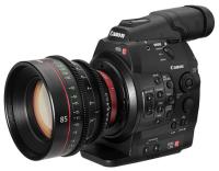 Canon EOS C300 na liście kamer rekomendowanych przez BBC
