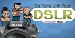 Vimeo i Nikon zapraszają na serię darmowych poradników wideo. Dwa odcinki 'Do More With Your DSLR' już online
