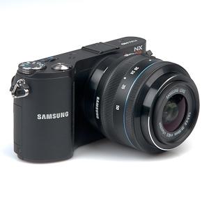 Samsung NX200 - test bezlusterkowca