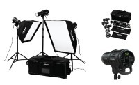 Profoto wprowadza zestaw lamp kompaktowych Studio D1 Kit 3