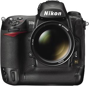 Nikon D3X wycofany z produkcji