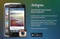 Instagram dla Androida robi furorę, milion ściągnięć w niecałe 24 godziny