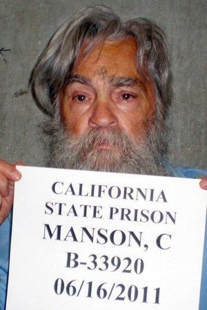 Charles Manson - opublikowano nowe zdjęcia