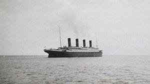 Titanic - ostatnia fotografia