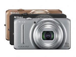 Nikon Coolpix S9200 i S9300 - firmware 1.1