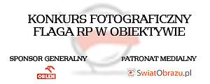 """Konkurs fotograficzny """"Flaga RP w obiektywie"""""""