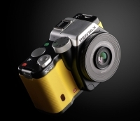 Red Dot: nagroda dla bezlusterkowca Pentax K-01