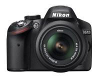 Nikon D3200 z 24 megapikselami