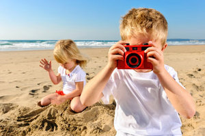 Z aparatem kompaktowym na wakacjach - 10 sprawdzonych technik