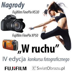 """IV edycja konkursu fotograficznego """"W ruchu"""""""