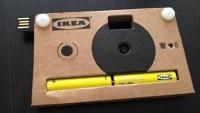 Ikea pokazała swój własny aparat. Z kartonu, oczywiście