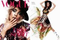 Vogue z nową polityką promującą zdrowie. Nie będzie wychudzonych ani małoletnich modelek