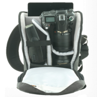 Urban Photo Sling 150 i 250 - miejskie plecaki od Lowepro