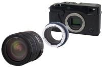 Novoflex prezentuje 13 adapterów dla bezlusterkowca Fujifilm FinePix X-Pro1