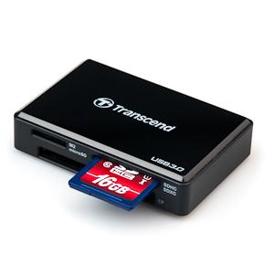 Transcend RDF8 + SDHC UHS-1 16GB - test karty oraz czytnika