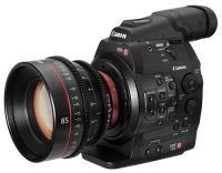 Canon EOS C300 - nowy firmware