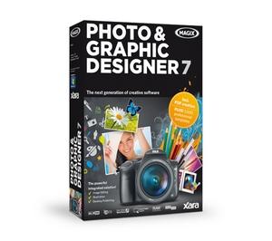Magix Photo & Graphic Designer 7 - test programu