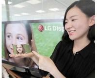 LG pokazało pięciocalowy ekran z rozdzielczością Full HD