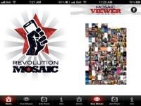 Revolution Mosaic dla iOS. Stwórz ogromną, fotograficzną mozaikę z użytkownikami z całego świata