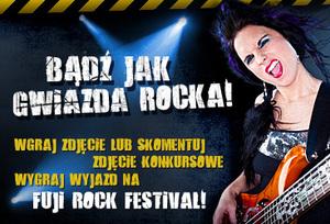 Fujifilm Rock Festival, czyli muzyczny konkurs fotograficzny