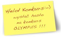 Hello Olympus - zabawa w copywritera