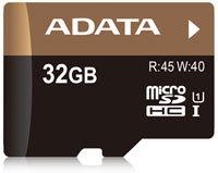 Karty microSDHC A-DATA Premier Pro
