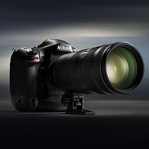 Nikon D4 - pierwsze wrażenia i test ISO