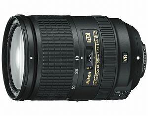 AF-S DX NIKKOR 18-300 mm f/3,5-5,6G ED VR - rekordowy hiperzoom w ofercie firmy Nikon
